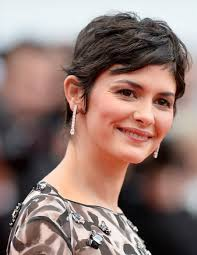 short hairstyles and cuts chic messy pixie hairdo for older