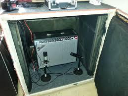 building a guitar cabinet diy guitar amp isolation cabinet build guitar guitars and studio