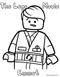 lego movie emmet coloring pages printable coloring pages
