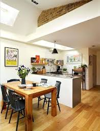 kitchen and dining room open floor plan small open floor plan kitchen living room cbat info
