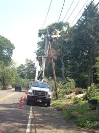 Power Outage Map New York by Con Edison Orange U0026 Rockland Send Crews To Help With Widespread