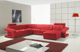 Red Sectional Sofas by Sofa Beds Design Chic Unique Red Sectional Sleeper Sofa Design
