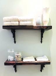 Black Bathroom Shelves Towel Storage Shelves Bathroom Corner Black Bathroom