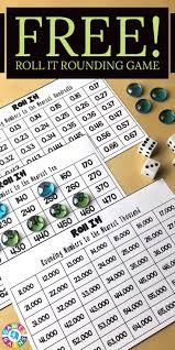 best 25 rounding games ideas on pinterest math round round to