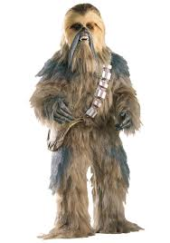 brown costume authentic chewbacca costume real replica official wars costume