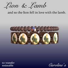 st jude bracelet second marketplace caroline s lion st