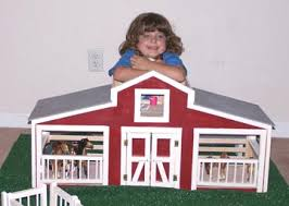 build this horse stable for your lil riders