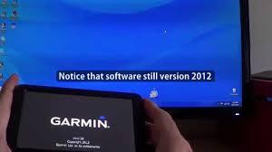 Garmin Usa Maps by Garmin Nuvi 50 Gps Map Update Using Garmin Express Software Youtube