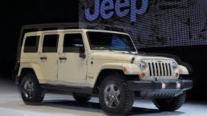 2011 Wrangler 2011 Jeep Wrangler Mojave 2011 New York Auto Show Youtube