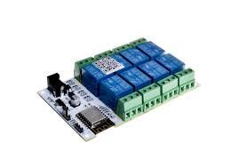 linknode r8 arduino compatible wifi relay controller linksprite