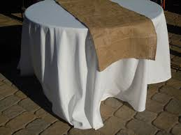 burlap bulk decorating silver organza table runner burlap table runner