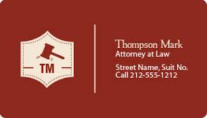 Business Cards Attorney A Few Smart Tips To Distribute Your Custom Lawyer Business Cards