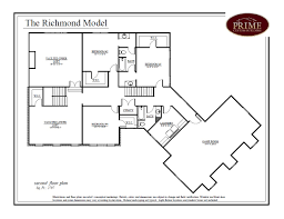 the richmond custom floor plans in houses for sale in pa
