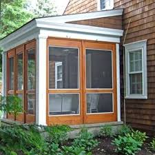 3 season porches this 3 season porch system is easy to do and will provide all year
