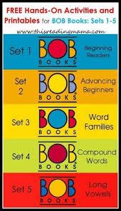free set 1 bob books printables bob books printables and bobs