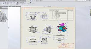 solidworks detached drawings computer aided technology