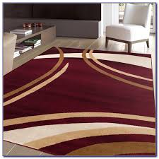 Burgundy Area Rugs Contemporary Burgundy Area Rugs Rugs Home Decorating Ideas