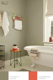 bathroom paint colours ideas kitchen walls overtly olive dulux home kitchens
