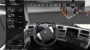 renault interior renault magnum interior for ets2 1 9 22 euro truck simulator 2