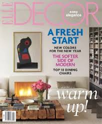 house decoration magazine live in style furnishings whats in
