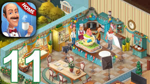 interior home scapes homescapes walkthrough gameplay part 11 day 11 ios android
