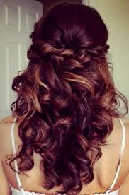 prom hairstyles for long hair down curly long curly prom hair