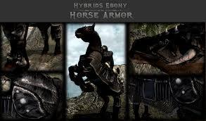 Skyrim Light Armor Mods Skyrim Where Can I Get Some Armor For My Magnificent Steed Arqade