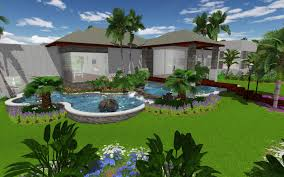 Home Design 3d Outdoor And Garden Tutorial by Backyard Landscape Design App Home Outdoor Decoration