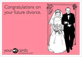 congrats on your divorce card wedding ecard congratulations on your future divorce