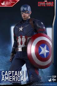 comic book figures toys captain america civil war captain