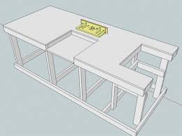 woodworking workbench plans 2 4 plans pdf download free workbench