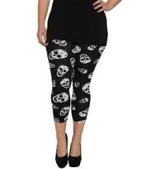 Plus Size Skeleton Leggings Skull Leggings Plus Size The Else