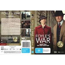 Foyle S War Season 10 Foyle U0027s War Series 9 The Cold War Files Dvd Big W
