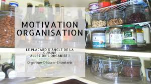 organisation placard cuisine motivation organisation le placard d angle de la cuisine