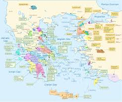 geography of the odyssey wikipedia