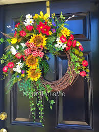 summer wreath 1190 best wreaths for all seasons images on