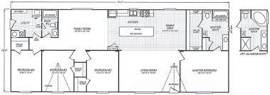 4 bedroom single wide mobile home floor plans 4 bedroom single wide mobile home floor plans bedroombijius 8