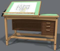 Wooden Drafting Table Drafting Table For Fashion Design Hubster Found A Drafting Table