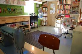 Craft Studio Ideas by Ideas For Sewing Room Design