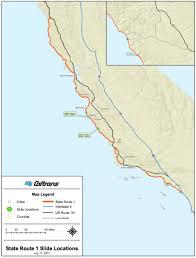 map us route 1 big sur california the big sur page 7