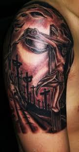 tattoos on shoulder