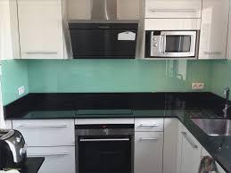crédences de cuisine en verre laqué sur mesures crédence cuisine sur mesure unique crédence verre laqué sur mesure