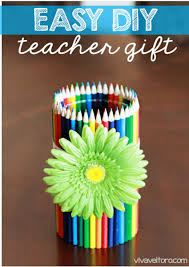 10 easy diy gift ideas for teachers paperblog