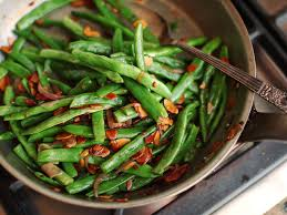 green bean thanksgiving recipes the food lab green beans amandine are an exercise in good