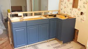 Mixed Kitchen Cabinets Kitchen Cabinets And Tile