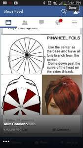 hair color and foil placement techniques 146 best color techniques formulas images on pinterest