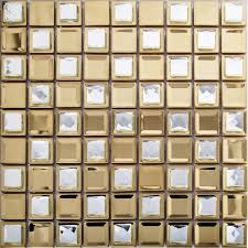 stainless steel mosaic tile backsplash tst stainless steel mosaic tile yellow metal tiles with porcelain