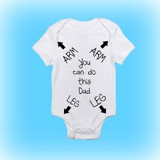 Halloween Gifts For Boys by Gift For New Daddy Funny Baby Onesie New Daddy Gift Baby Gift