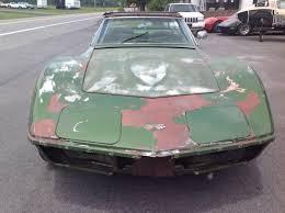 1972 stingray corvette value parts car or project 1972 corvette convertible