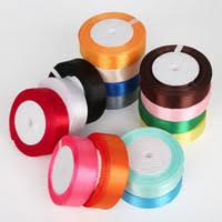 cheap satin ribbon gift packing free shipping satin ribbon gift
